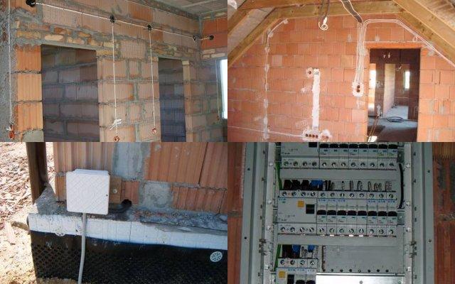 Elektroinstalace v rodinných domech