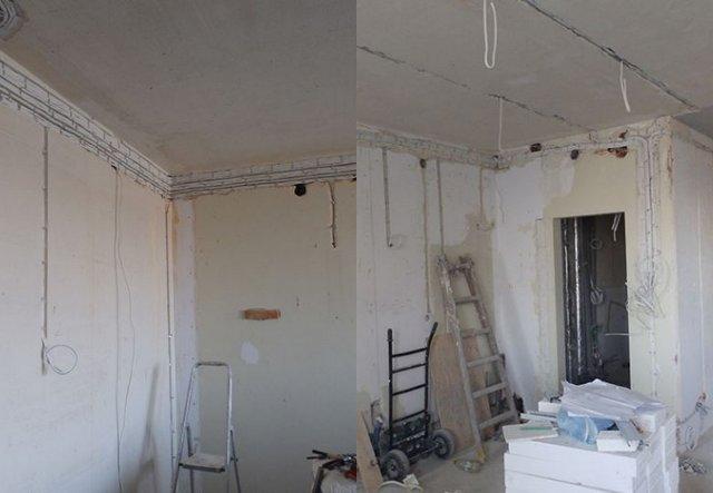 Rekonstrukce elektroinstalace v bytech