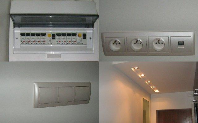 Elektroinstalace v bytech