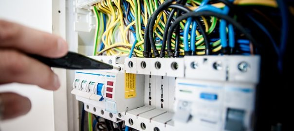 Elektroinstalace v rodinném domě